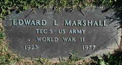 Edward Lee Marshall
