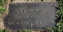 S. J Thomas