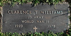 Clarence T Williams