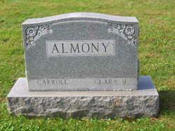 Clara Myrtle <I>Miller</I> Bupp Almony