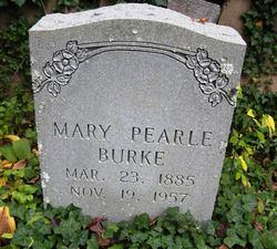 Mary Pearl Burke