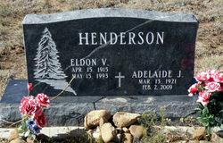 Eldon V. Henderson