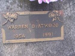 Warren D Atwood