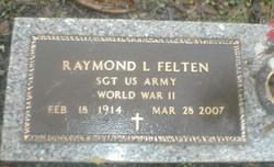 Raymond L. Felten
