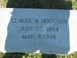 Claude Richard Hoggard, Sr