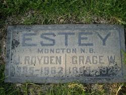 Grace W. <I>Schwartz</I> Estey