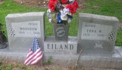 Edna Mae <I>Horne</I> Eiland