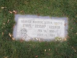 Ethel <I>Jessop</I> Allred