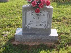 Ina O'Meda <I>Moore</I> Neal