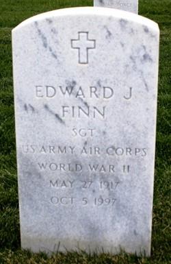 Edward J Finn