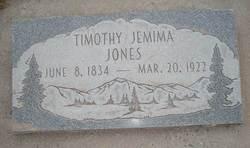 Timothy Jemima <I>Murphy</I> Jones