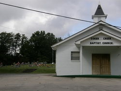 Coker Creek Baptist Cemetery