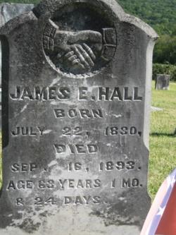 James E Hall