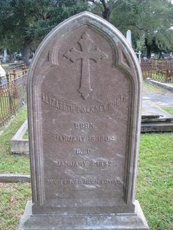Elizabeth Pinckney Huger