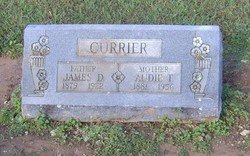 Audie Carrie <I>Townsend</I> Currier