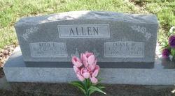 Ruth Elizabeth <I>Morris</I> Allen