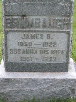 Rev James Dougherty Brumbaugh