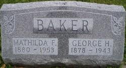 Mathilda F. Baker