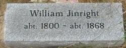 William Jinright