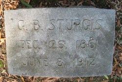 Gustavius B. Sturgis