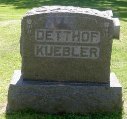 George Detthof