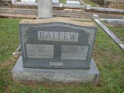 Janie <I>Merrill</I> Ballew