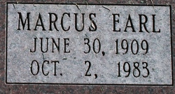 Marcus Earl Bell