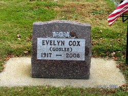 Evelyn <I>Mowers</I> Cox