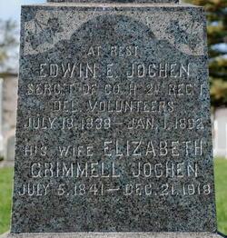Edwin E Jochen