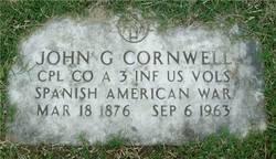 John Gibson Cornwell
