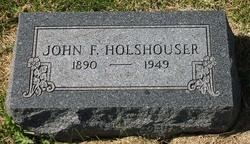 John Frederick Holshouser