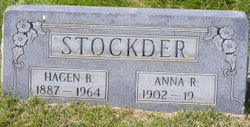 Hagan B Stockder