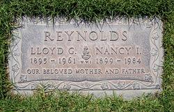 Nancy I. Reynolds