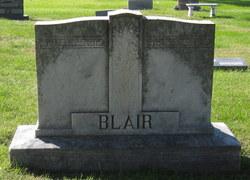 Margaret Ellen <I>Henry</I> Blair