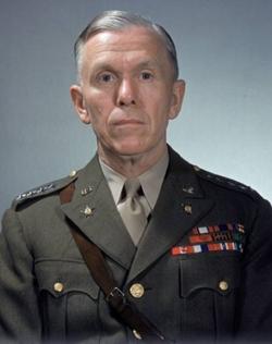 GEN George Catlett Marshall, Jr
