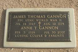 James Thomas Gannon