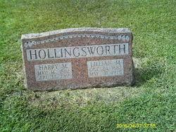 Lillian May <I>Laforce</I> Hollingsworth