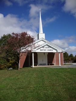 Mount Olivet Baptist Church Cemetery