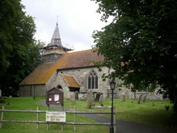 St Enswith's Church