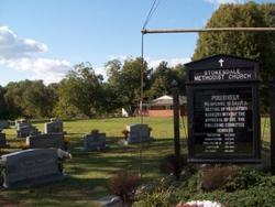 Stokesdale United Methodist Church Cemetery
