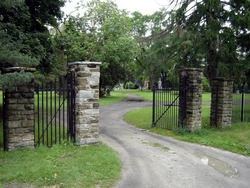 Saint John's Cemetery on the Humber