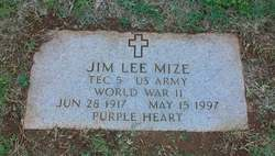 Jim Lee Mize