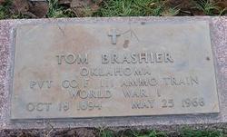 Pvt Tom Brashier
