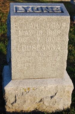 Elijah Lyons