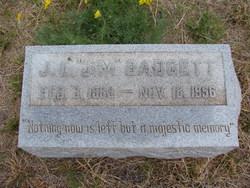 """James Evans """"Jim"""" Badgett"""