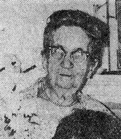 Alice Mary Davis