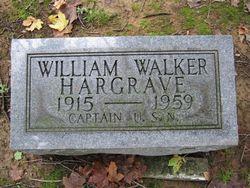 CPT William Walker Hargrave