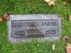 Elizabeth Easter <I>Brittain</I> Andre