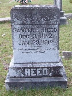 Samuel E. Reed