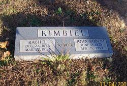 John Robert Kimbiel